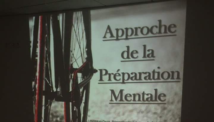 Stage sur la préparation mentale